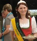 Barbara Frey ist die 3. Württemberger Lammkönigin