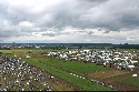 DLG Feldtage 2016 Haßfurt - Gut Mariaburghausen - Luftaufnahme