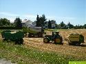 Die Getreideernte in Baden-Württemberg läuft derzeit auf Hochtouren