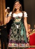 Franziska Sirtl ist I. Bayerische Bierkönigin