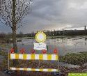 Hochwasser Weiherfeld 8. Januar 2011