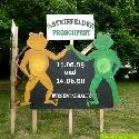 Kennen sie das 5. Steinfelder Froschfest?