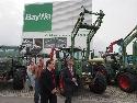 Presserundgang Landwirtschaftliches Hauptfest 2014