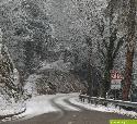 Schwarzwald Schneedecke