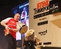 Timbersports WM 2013 - Stuttgart Porsche-Arena