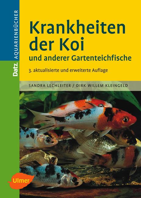 Krankheiten der koi und anderer gartenteichfische www for Gartenteichfische shop
