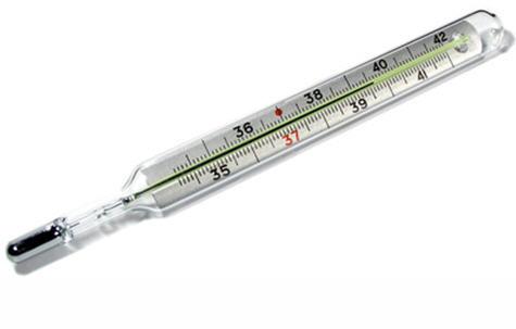 quecksilber fieberthermometer