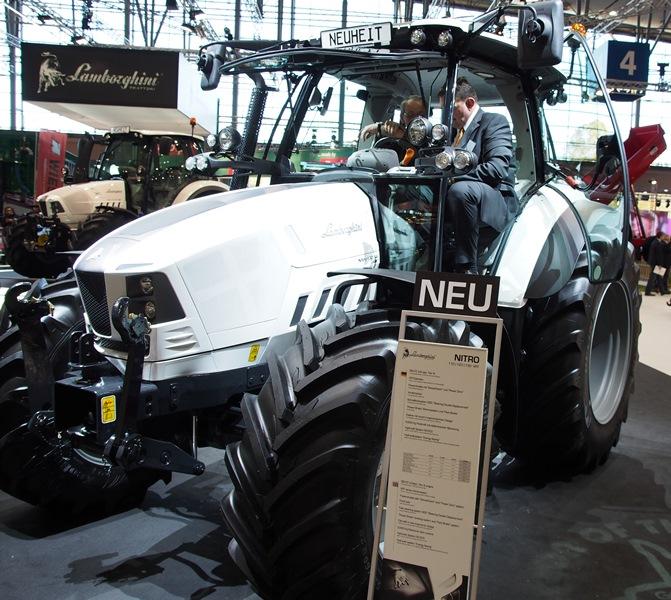 sch nster traktor lamborghini nitro130 vrt fotos