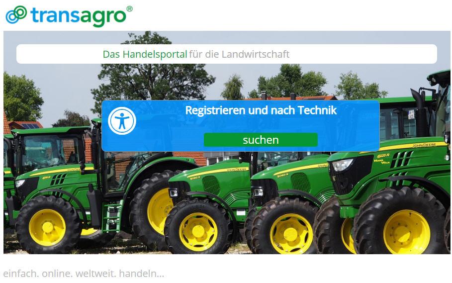 Bild Von Baas Trima Vg 100 Prw Landtechnik Börse Proplantade