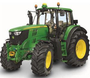 John Deere Traktoren  Thema  proplantade