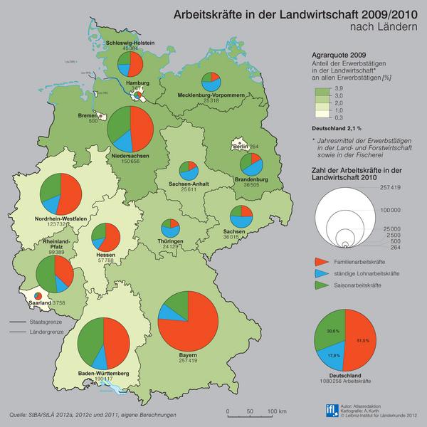 Immer Weniger Bauern In Deutschland Proplanta De