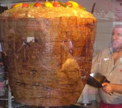 Erneut Knapp 1400 Kilogramm Dönerfleisch Vernichtet Proplantade