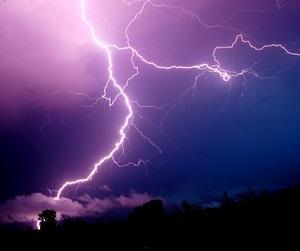 Blitzschlag Das Gewitter Inferno