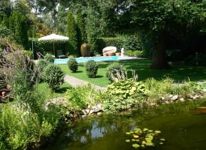Ideen Und Tipps Fur Die Gartenbeleuchtung Proplanta De