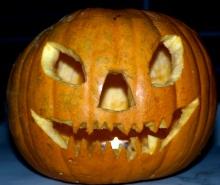 mehr k rbis anbau wegen halloween viele monster in. Black Bedroom Furniture Sets. Home Design Ideas