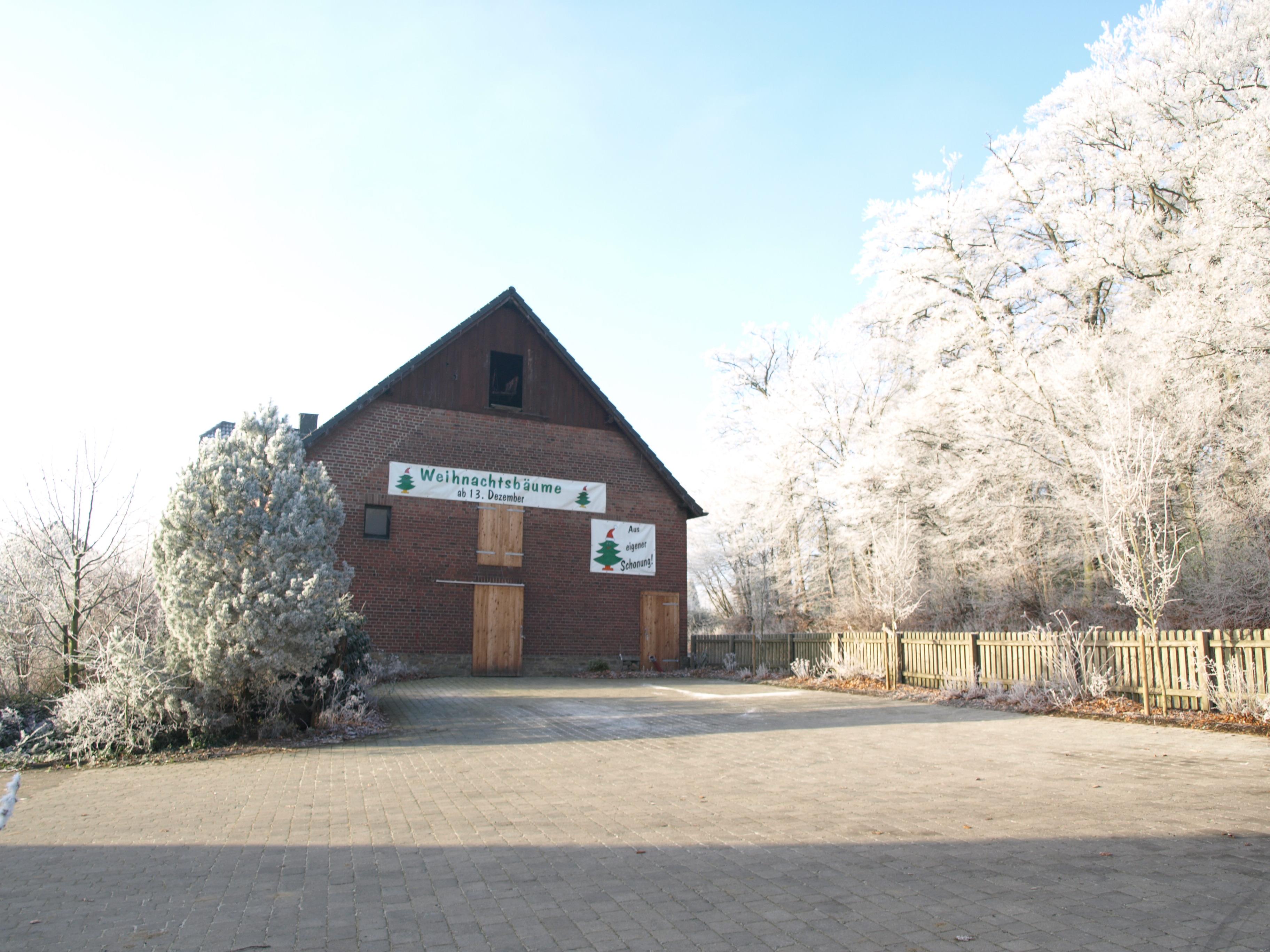 Tannenbaum Selber Schlagen Bremen.Weihnachtsbäume Selber Schlagen Hof Hinnebecke Maps Proplanta De