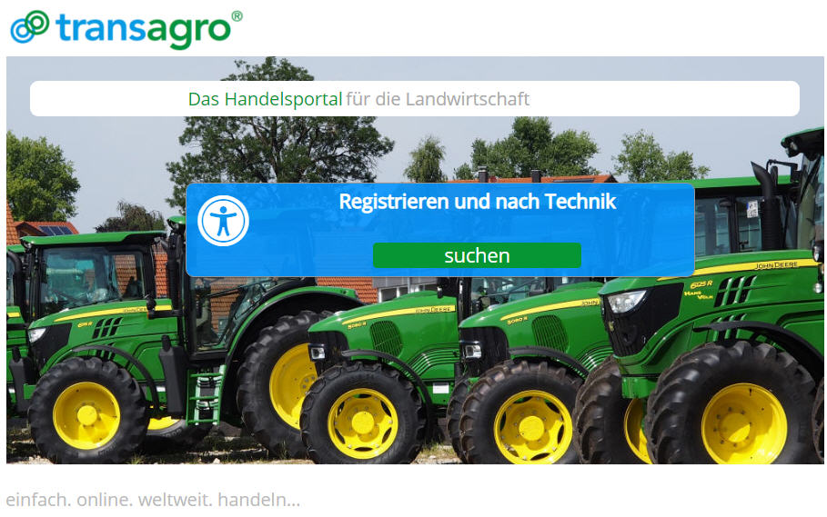 Heckbagger traktor gebraucht